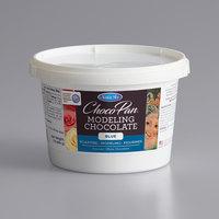 Satin Ice ChocoPan 1 lb. Blue Modeling Chocolate