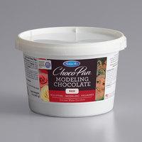 Satin Ice ChocoPan 1 lb. Red Modeling Chocolate