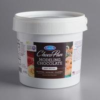 Satin Ice ChocoPan 10 lb. Deep Brown Modeling Chocolate