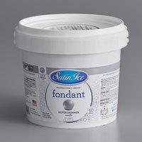 Satin Ice 5 lb. Silver Shimmer Vanilla Fondant
