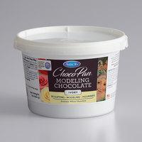 Satin Ice ChocoPan 1 lb. Ivory Modeling Chocolate