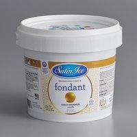 Satin Ice 5 lb. Gold Shimmer Vanilla Fondant