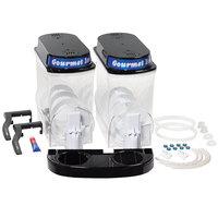 Bunn 34000.0413 Black Liquid Autofill Hopper Set for Ultra-2 Frozen Beverage Systems