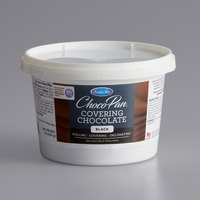 Satin Ice ChocoPan 1 lb. Black Covering Chocolate