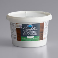 Satin Ice ChocoPan 1 lb. Green Covering Chocolate