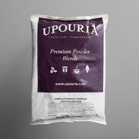 UPOURIA™ 2 lb. Premium French Vanilla Cappuccino Mix - 6/Case