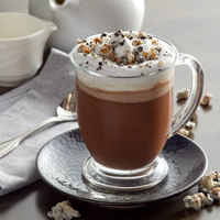 Upouria 2 lb. HERSHEY'S® Cookies 'n' Creme Hot Chocolate   - 6/Case