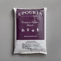 UPOURIA™ 2 lb. Black Cherry Hot Chocolate Mix - 6/Case