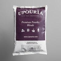UPOURIA™ 2 lb. Pumpkin Spice Cappuccino Mix - 6/Case
