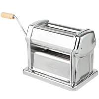 Imperia Manual Stainless Steel 8 1/4 inch Pasta Machine