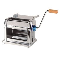 Manual Stainless Steel 8 1/4 inch Pasta Machine