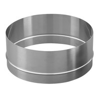 Vollrath 19194 Stainless Steel Adapter Ring for 7.25 Qt. Insets