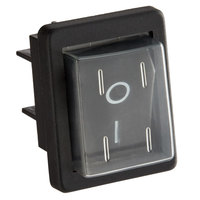 Sunkist 15D Rocker Switch with Switch Seal for J-1 Commercial Juicer