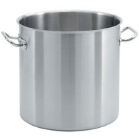 Vollrath 47724 Intrigue 38 qt. Stock Pot