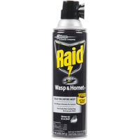 SC Johnson Raid 14 oz. Aerosol Wasp and Hornet Killer - 12/Case