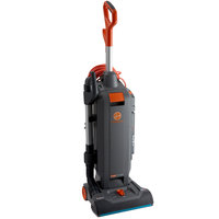 Hoover CH54113 HushTone 13 inch Bagged Upright Vacuum Cleaner with Intellibelt - 1200W