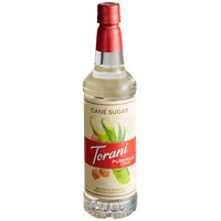 Torani 750 mL Puremade Pure Cane Sugar Flavoring Syrup