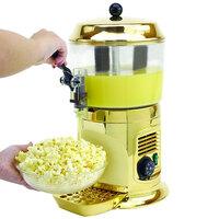 Buffet Enhancements 1BHC245 Gold 1.3 Gallon Heated Sauce Dispenser