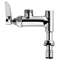 T&S B-0155-LNEZ Add On Faucet for EasyInstall Pre-Rinse Faucets - No Nozzle