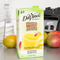 DaVinci Gourmet 64 oz. Mango Mania Real Fruit Smoothie Mix