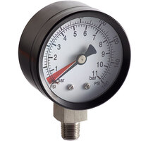 Everpure EV311409 2 inch Water Pressure Gauge