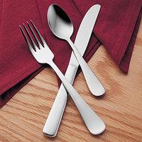 World Tableware Brandware 143 027 Windsor Grandeur 7 7/8 inch 18/0 Stainless Steel Heavy Weight Dinner Fork - 36/Case