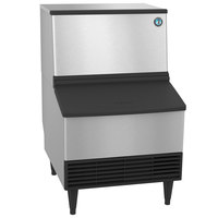 Hoshizaki KM-201BAH 24 inch Air Cooled Undercounter Crescent Cube Ice Machine - 201 lb.