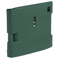 Cambro UPCHTD16002192 Granite Green Replacement Heated Top Door for UPCH1600 - 220V (International Use Only)