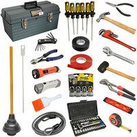 22 Piece Tool Box Set