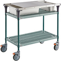 Metro Prepmate MultiStation with Super Erecta Pro Shelving and Accessory Pack - 18 inch x 36 inch