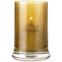 Sterno 80560 Siren 4 1/2 inch Gold Votive Liquid Candle Holder