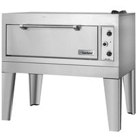 Garland G2122 Liquid Propane 55 1/4 inch Double Deck Roast Oven - 80,000 BTU