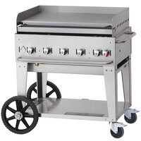 Crown Verity MG-36 36 inch Portable Outdoor Griddle
