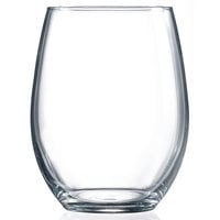 Arcoroc C8304 Perfection 21 oz. Stemless Wine Glass by Arc Cardinal   - 12/Case