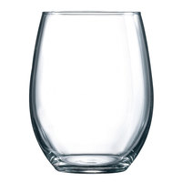 Arcoroc C8832 Perfection 9 oz. Stemless Wine Glass by Arc Cardinal - 12/Case