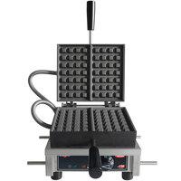 Hatco Krampouz KWM18.1LG47515 4 inch x 7 inch Liege Style Single Belgian Waffle Maker - 120V