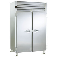 Traulsen RL232N-COR01 46 Cu. Ft. Two Section Correctional Reach In Freezer - Specification Line
