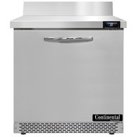 Continental Refrigerator SW32NBS-FB 32 inch Front Breathing Worktop Refrigerator - 9 Cu. Ft.