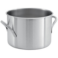 Vollrath 78580 Classic 11 1/2 Qt. Stainless Steel Stock Pot / Double Boiler Pot