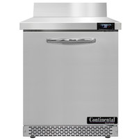 Continental Refrigerator SW27NBS-FB 27 inch Front Breathing Worktop Refrigerator - 7.4 Cu. Ft.