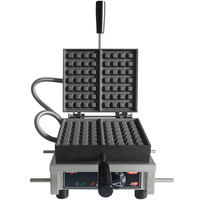 Hatco Krampouz KWM09.1LG47515 4 inch x 7 inch Liege Style Belgian Waffle Maker - 120V
