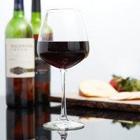 Libbey 7515 Vina 18.25 oz. Diamond Balloon Wine Glass - 12/Case