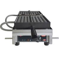 Hatco Krampouz KWM18.1LG47515 4 inch x 7 inch Liege Style Belgian Waffle Maker - 208/240V