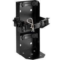 Buckeye 5 lb. and 5.5 lb. Dry Chemical, Halotron, and MiniGuard Fire Extinguisher Vehicle Bracket