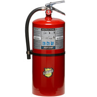 Buckeye 20 lb. Standard Dry High Flow Fire Extinguisher - Rechargeable Untagged - UL Rating 60-B:C