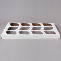 Southern Champion 10016 Cupcake Insert - Standard - Holds 12 Cupcakes - 200/Case