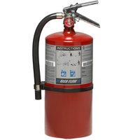 Buckeye 10 lb. Purple K High Flow Fire Extinguisher - Rechargeable Untagged - UL Rating 20-B:C