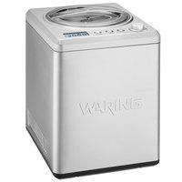 Waring WCIC25 2.5 Qt. Compressor Ice Cream Maker - 120V, 180W
