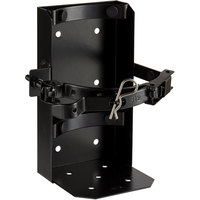 Buckeye 10 lb. Short Dry Chemical and 10 lb. High Flow Fire Extinguisher Vehicle Bracket