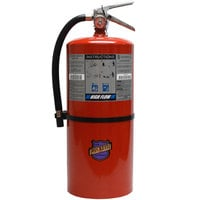Buckeye 20 lb. Purple K High Flow Fire Extinguisher - Rechargeable Untagged - UL Rating 60-B:C